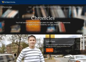 chronicles.wvu.edu
