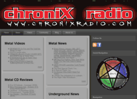 chronixradio.com