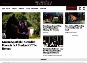 chronofhorse.com