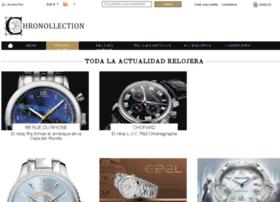 chronollection.es