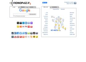 chronopage.fr
