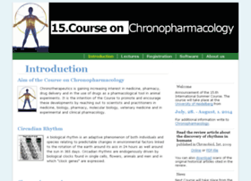 chronopharmacology.de