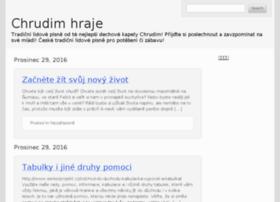 chrudimhraje.cz