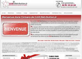 chrwebdistribution.fr