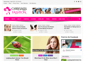 Chrysalisfashions.net