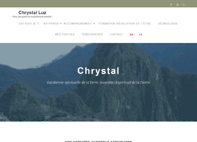 chrystal-luz.com
