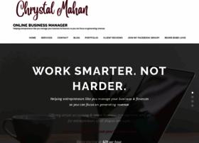 chrystalmahan.com