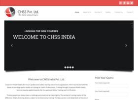 chssindia.com
