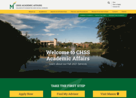 chssundergrad.gmu.edu