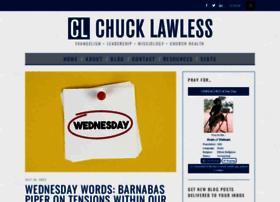 chucklawless.com