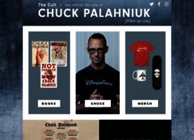 chuckpalahniuk.net