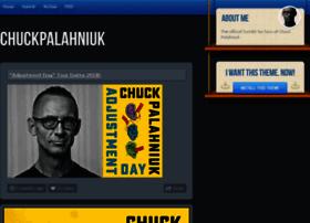 chuckpalahniuk.tumblr.com