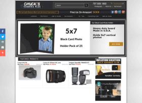 chuckscamerasplus.com