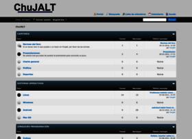 chujalt.com