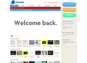 chumby.com