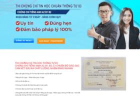 chungchitienganh.vn