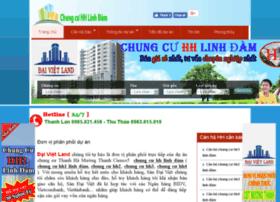 chungcuhhlinhdam.com