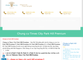 chungcuparkhillpremiums.com