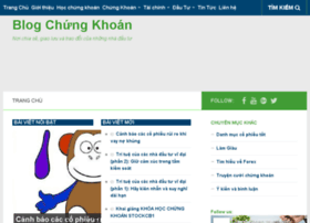 chungkhoanblog.com