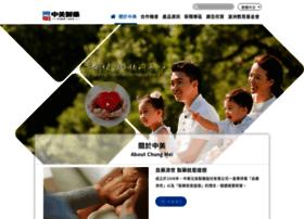 chungmei.com.tw
