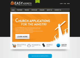 churchaddress.com
