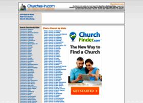 churches-in.com