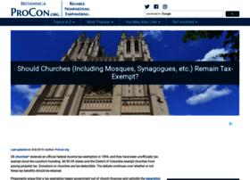 churchesandtaxes.procon.org