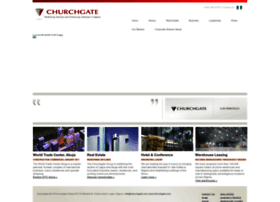 churchgate.com