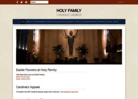 churchholyfamily.org