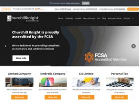churchill-knight.co.uk