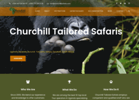 churchillsafaris.com
