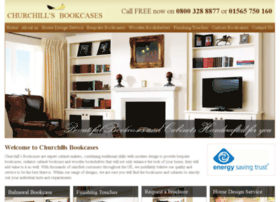 churchillsbookcases.co.uk