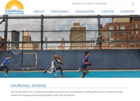 churchillschool.com