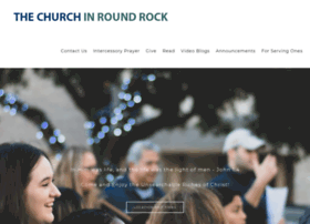 churchinroundrock.com