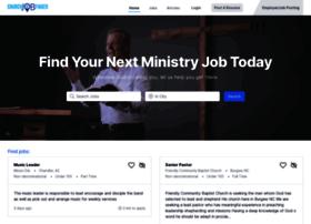 churchjobfinder.com