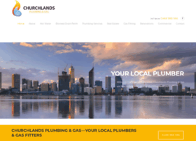 churchlandsplumbing.com.au