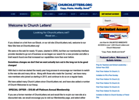churchletters.net