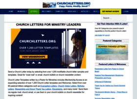 churchletters.org