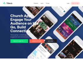 churchlinkapp.com