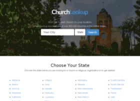 churchlookup.org