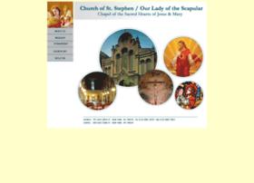 churchofststephen.com