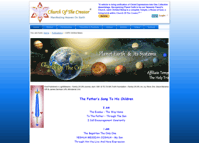 churchofthecreator.org