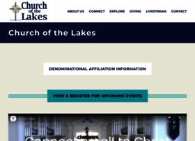 churchofthelakes.org