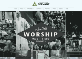 churchoftheservant.com