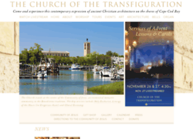 churchofthetransfiguration.org