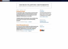 churchplantingmovements.blogspot.fr