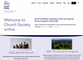 churchsociety.org