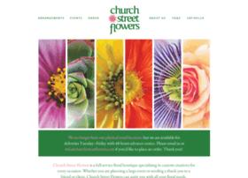 churchstreetflowers.com
