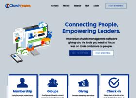 churchteams.com
