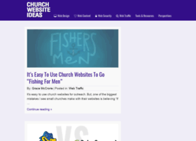 churchwebsiteideas.com